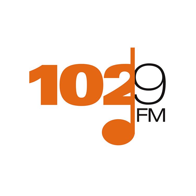 logo 102.9 FM