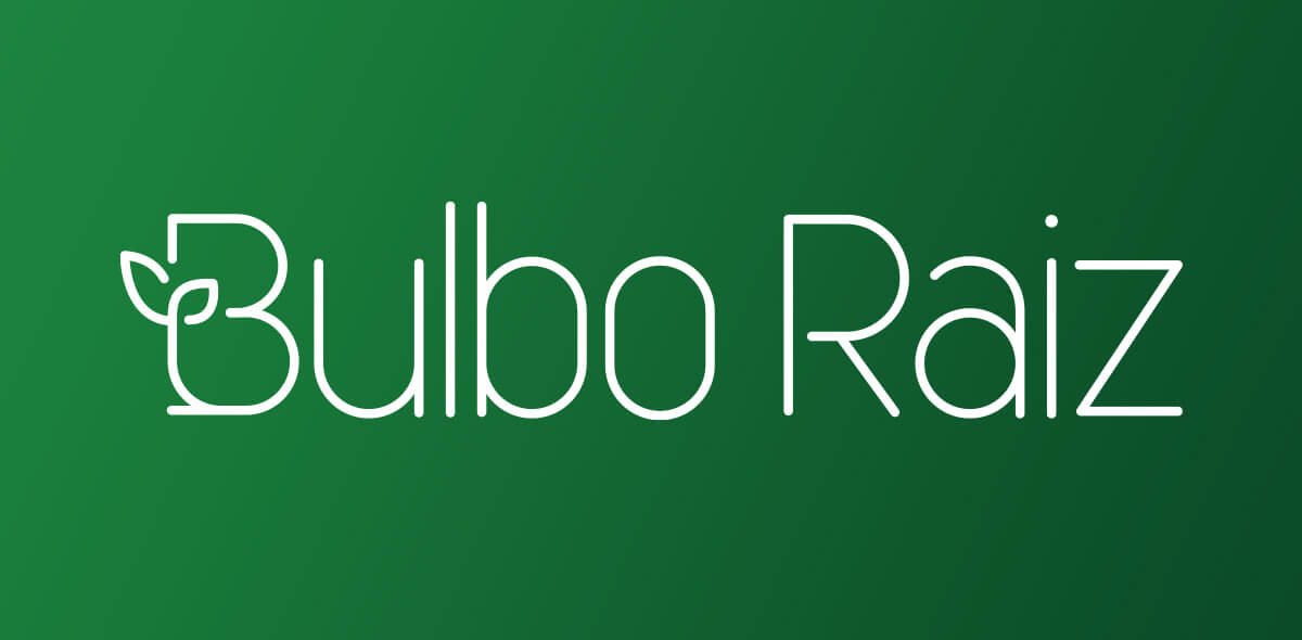 Logo Bulbo Raiz